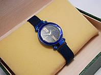 Часы женские Geneva на магнитной застежке Blue