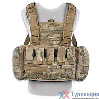 Разгрузочный жилет Tasmanian Tiger Chest Rig MK II M4 multicam