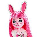 Кукла Enchantimals Энчантималс Кроля и кролик Твист 2019г. Bunny Doll, фото 3