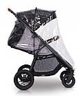Детская прогулочная коляска EasyGo Quantum Air sand (ИзиГоу, Польша), фото 6