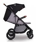 Детская прогулочная коляска EasyGo Quantum Air sand (ИзиГоу, Польша), фото 5