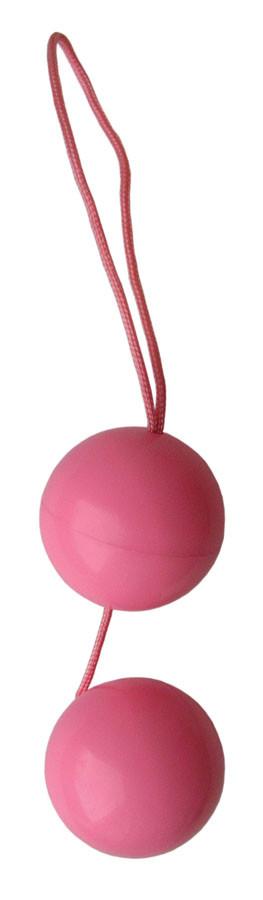 """Шарики вагинальные """"Balls"""" розовые"""