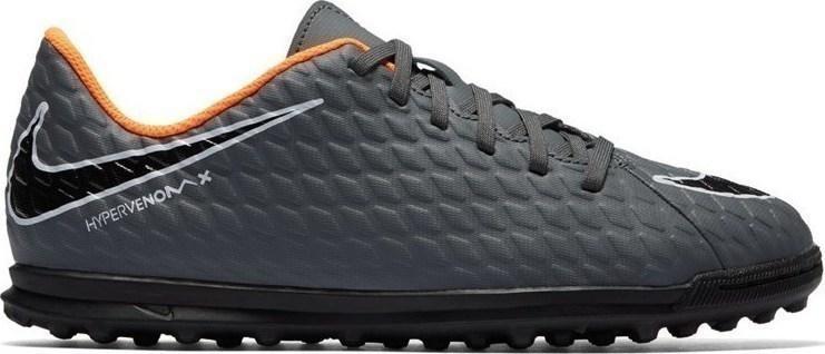 Детские сороконожки Nike Hypervenom PhantomX III Club TF JR (Оригинал)