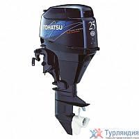 Лодочный мотор Tohatsu MFS25C EPTL