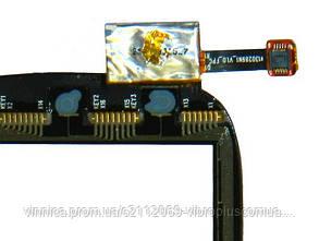 Тачскрин (сенсор) Alcatel OT-927, black (чёрный), фото 2