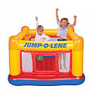 Надувной игровой центр-батут Замок Playhouse Jump-O-Lene  Intex 48260, фото 2