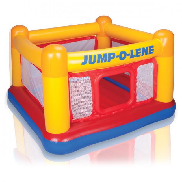 Надувной игровой центр-батут Замок Playhouse Jump-O-Lene  Intex 48260