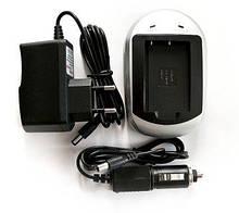 Зарядний пристрій PowerPlant Panasonic DMW-BCA7, DMW-S001