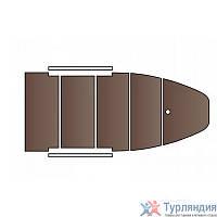 Жесткий пол Kolibri  Размер №2