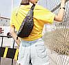 Поясна сумка, бананка, з 100% світловідбиваючим ефектом!, фото 2