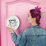 "Дизайнерская тарелка ""Котик У меня от тебя мурашки"", фото 7"