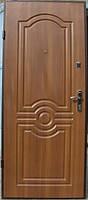 Входная дверь Эконом+притвор Лондон дуб золотой 860х2050