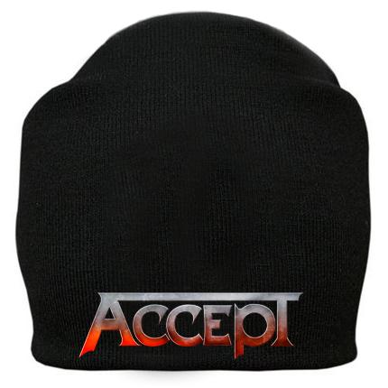 Шапка Accept (logo)