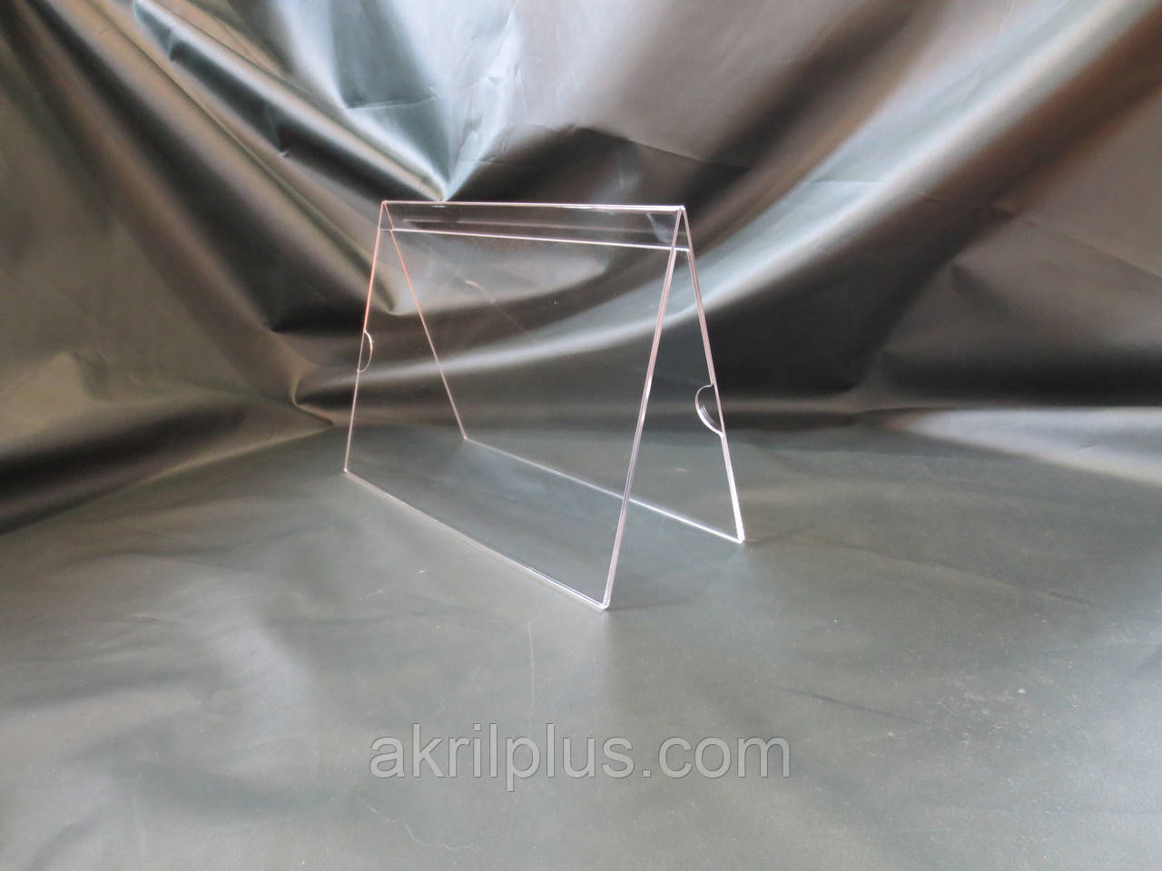 Тейбл-тент А5 формата горизонтальный