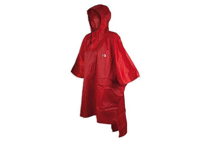 Пончо туристическое Tatonka Poncho 3 (XL-XXL) Red