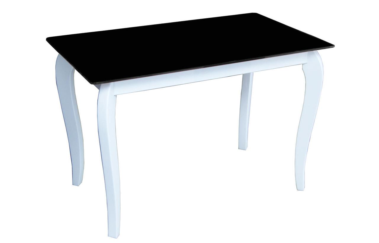 Скляний стіл Імператор Контраст