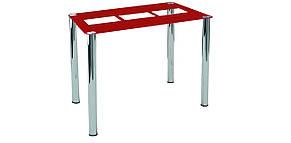 Стеклянный стол Квадро, фото 2