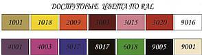 Тумба под TВ Ренесанс стекло/хром любой цвет, фото 2