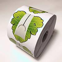 Формы для наращивания ногтей зеленые