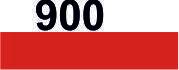 Мулине DMC (Франция) 900 Оранжево-жженный, т.