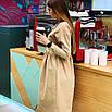 Коттоновое платье с пышной юбкой миди 71ty2515, фото 3