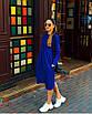 Коттоновое платье с пышной юбкой миди 71ty2515, фото 7