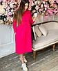 Коттоновое платье с пышной юбкой миди 71ty2515, фото 8