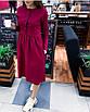 Коттоновое платье с пышной юбкой миди 71ty2515, фото 9