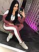 Женский спортивный костюм с люрексом 40rt589, фото 2