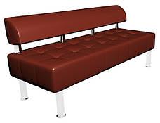 Офисный диван Тонус без подлокотников, фото 3