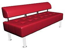 Офисный диван Тонус без подлокотников, фото 2