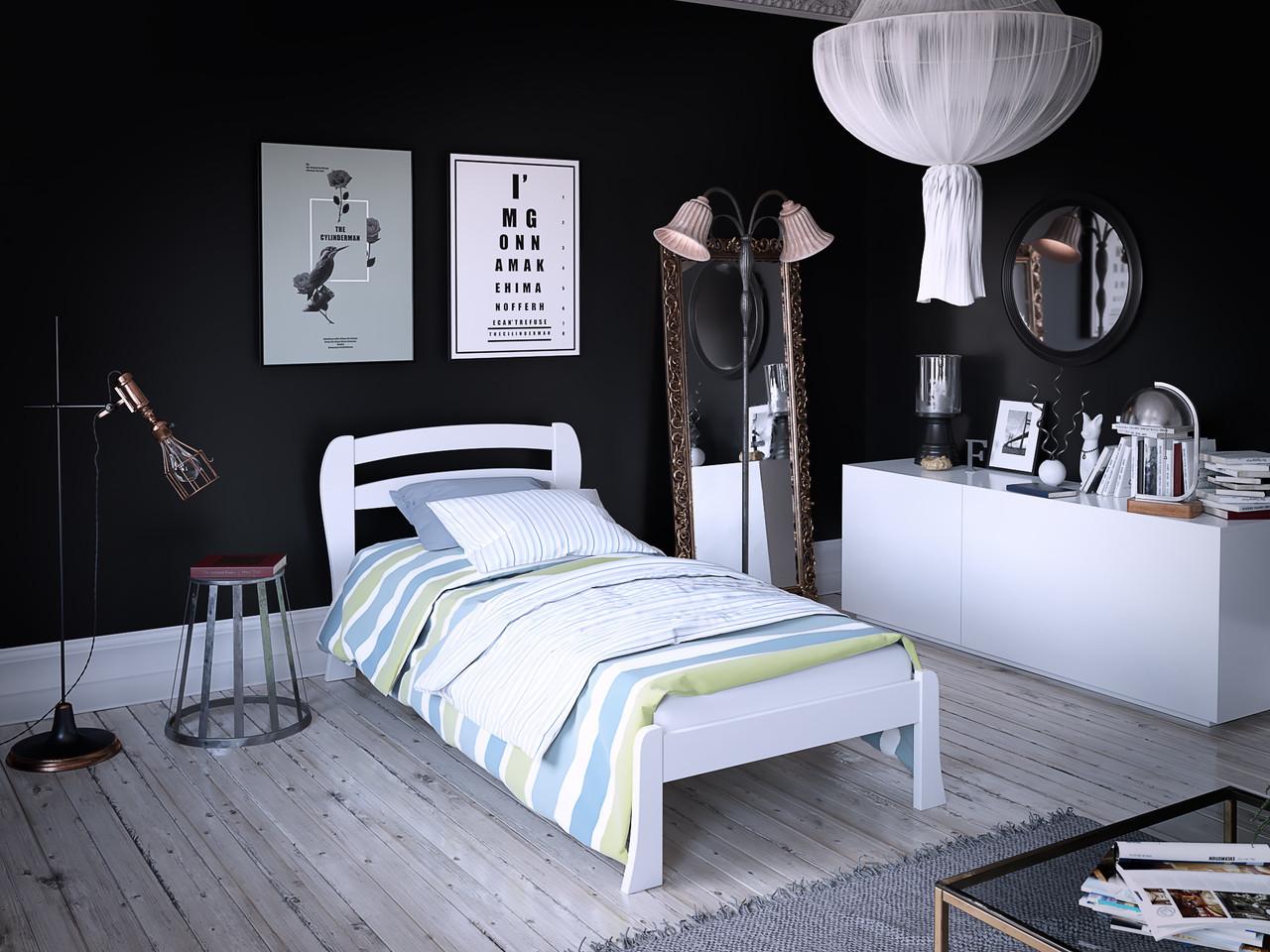 """Деревянная кровать """"Айрис Мини"""""""