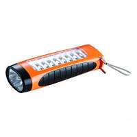 Фонарик светодиодный аккумуляторный 5+18LED YAJIA YJ-1012