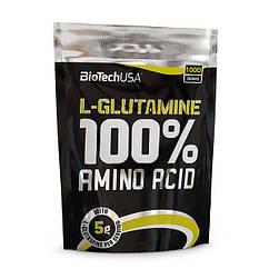 Глютамин BioTech 100% L-Glutamine 1 kg