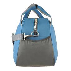 Дорожная сумка нейлон Tong Scheng  52х33х26   кс99210гол, фото 3