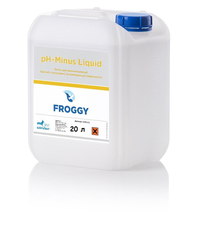 PH-  жидкий 20 л (серная кислота 35%)