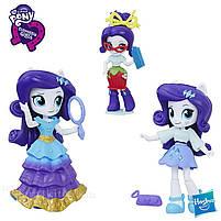 Hasbro My Little Pony Equestria Girls Minis Сенные наряды Switch 'n Mix Rarity (C1841/C1721), фото 3