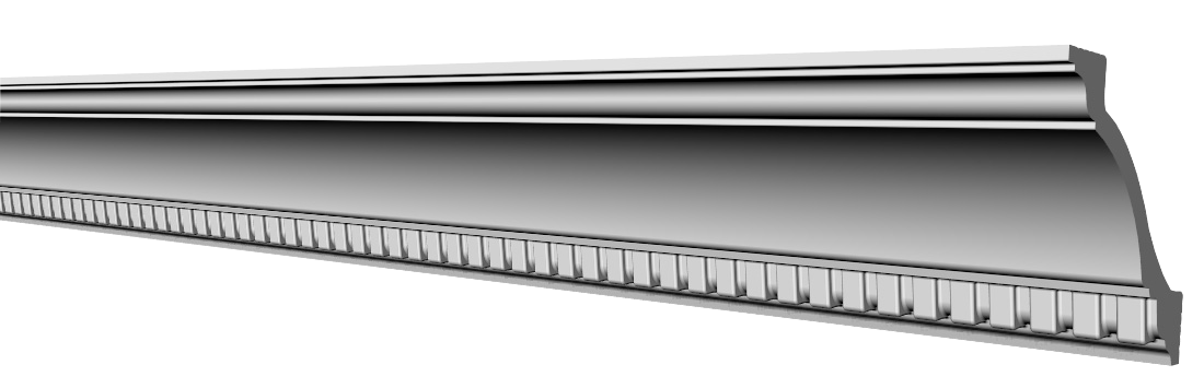 Карниз Glanzepol GP-38 (78x78)мм