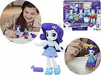 Hasbro My Little Pony Equestria Girls Minis Сенные наряды Switch 'n Mix Rarity (C1841/C1721), фото 7