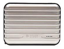 Універсальна мобільна батарея PowerPlant/PPLA9084B/10400mAh/