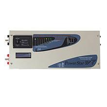 Комбінований інвертор Sumry PSW7 1012 3000W 12V 230V 50HZ з функцією заряду акумулятора