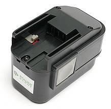 Акумулятор PowerPlant для дамських сумочок та електроінструментів AEG GD-AEG-9.6 9.6 V 2Ah NICD (B9.6)