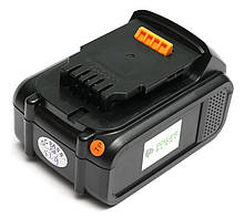 Акумулятор PowerPlant для дамських сумочок та електроінструмент DeWALT GD-DE-18(C) 18V 4Ah Li-Ion