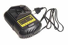 Зарядное устройство PowerPlant для шуруповертов и электроинструментов DeWALT GD-DEW-12-18V