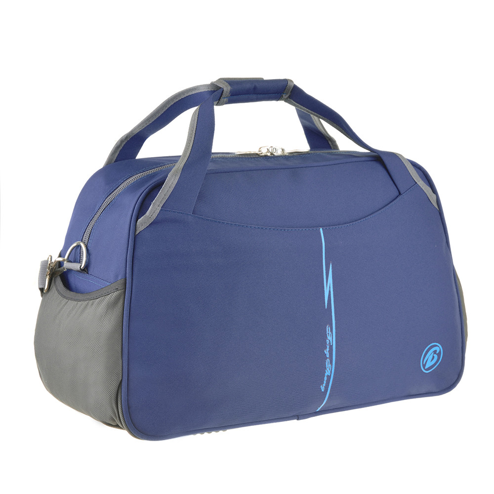 Дорожная сумка  Tong Scheng нейлон 52х33х26   кс99210син