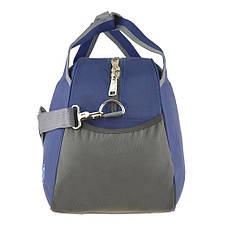 Дорожная сумка  Tong Scheng нейлон 52х33х26   кс99210син, фото 3