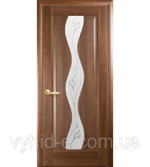 Двери межкомнатные Волна Новый стиль