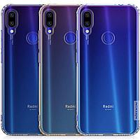TPU чехол Nillkin Nature для Xiaomi Redmi Note 7