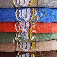 """Махровое лицевое полотенце """"Парусник"""", фото 1"""