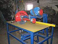 Маятниково-торцювальне обладнання по дереву